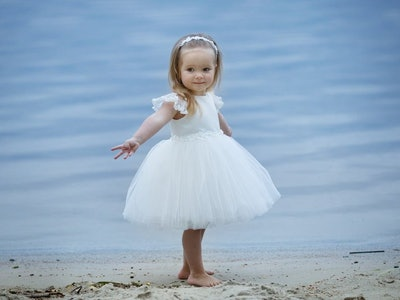 Jasmnie Tulle Dress