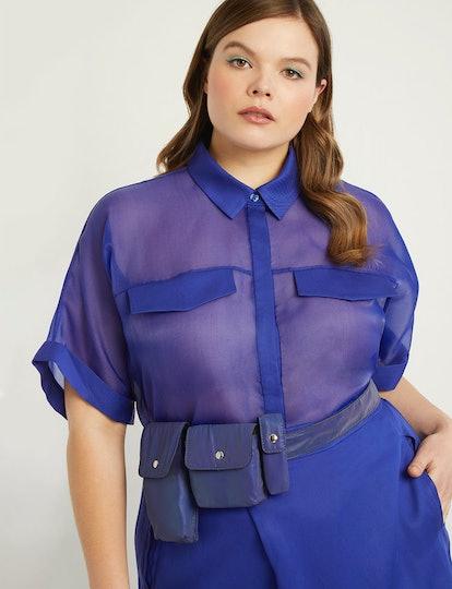 Priscilla Ono x ELOQUII Makeup Holder Belt Bag
