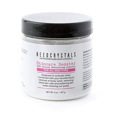 NeedCrystals Microdermabrasion Face Scrub