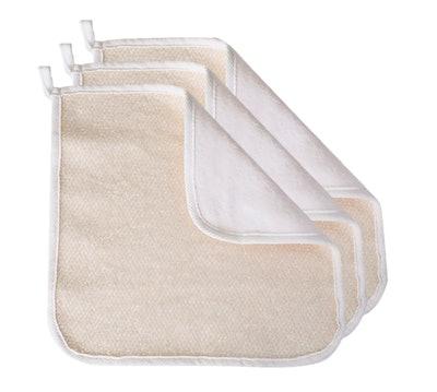 Evriholder Exfoliating Washcloths (3 Pack)