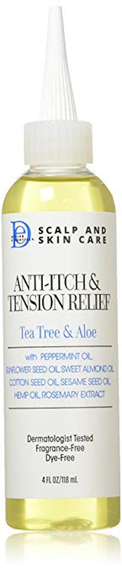 Design Essentials Scalp & Skin Care Anti-Itch Relief