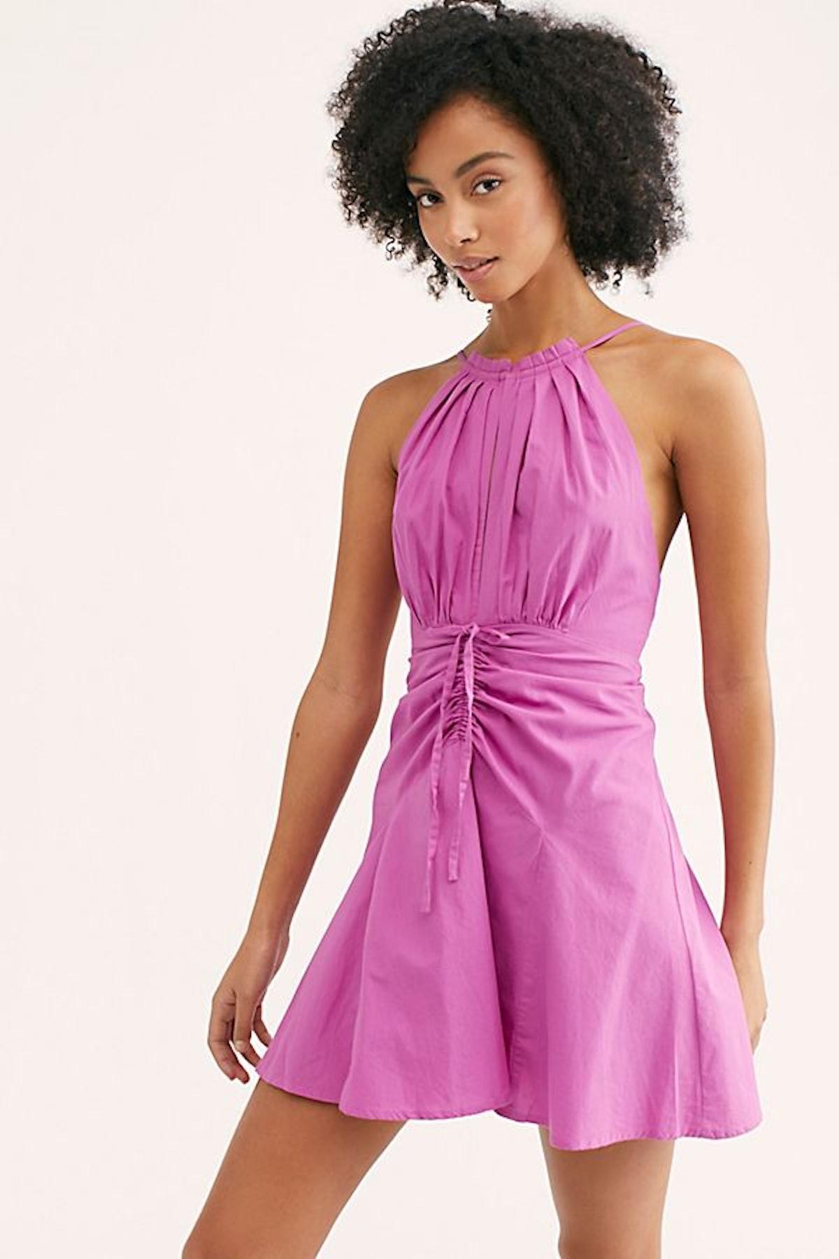 Struttin' Mini Dress