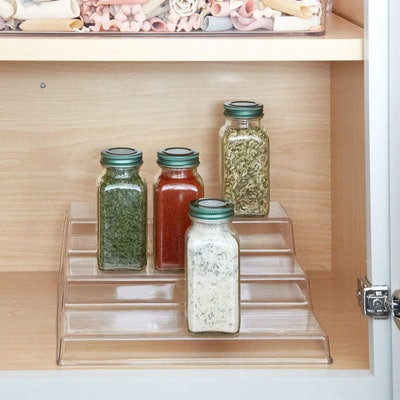 InterDesign Tiered Spice Organizer
