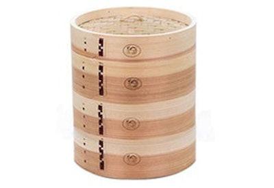 HUANGYIFU Handmade Wooden Steamer