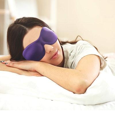 Paitree 3-D Sleeping Eye Mask