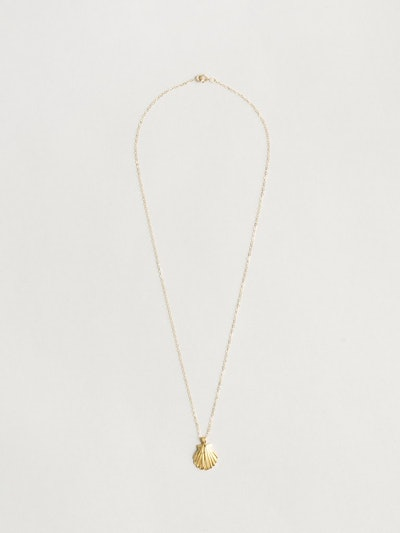 Marcel Necklace in Gold