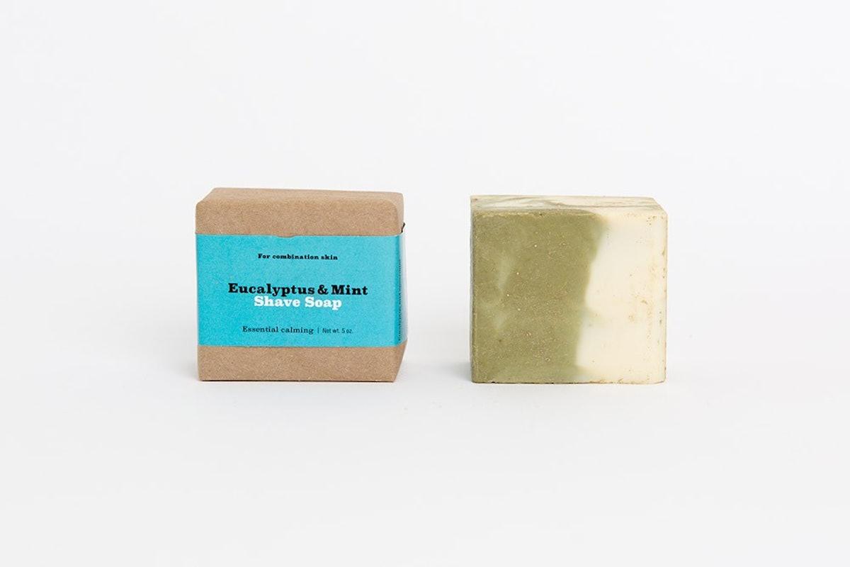 SallyeAnder Eucalyptus & Mint Shave Bar