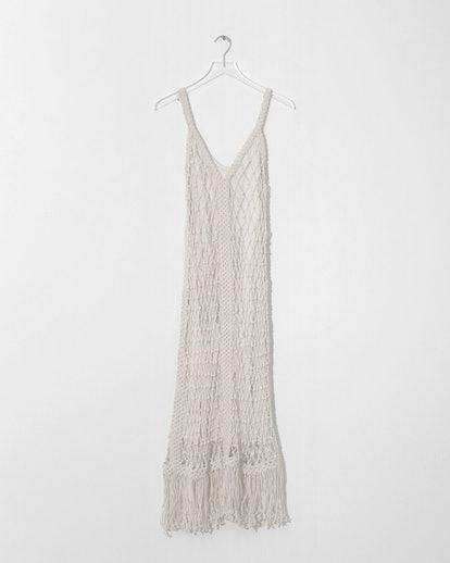 Vasilisa Macrame Dress