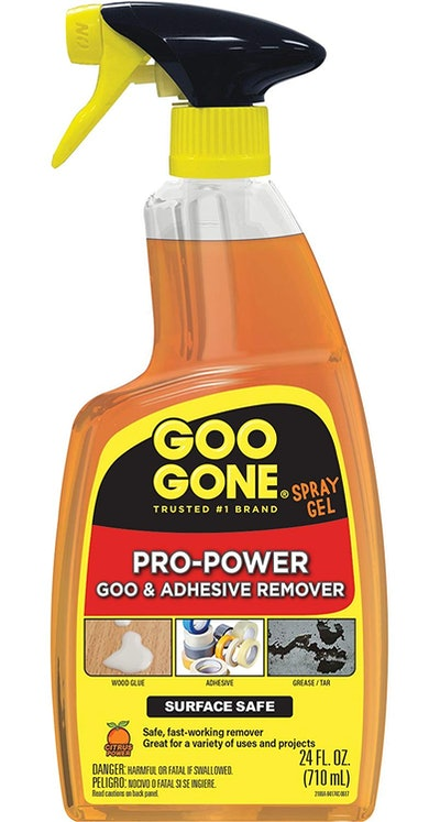 Goo Gone Pro-Power Spray Gel