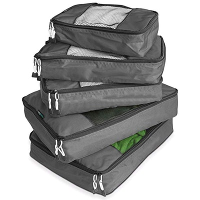 TravelWise Packing Cube System (5 Pieces)