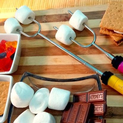 SUMPRI Marshmallow Roasting Sticks