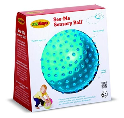 Edushape Sensory See-Me Ball