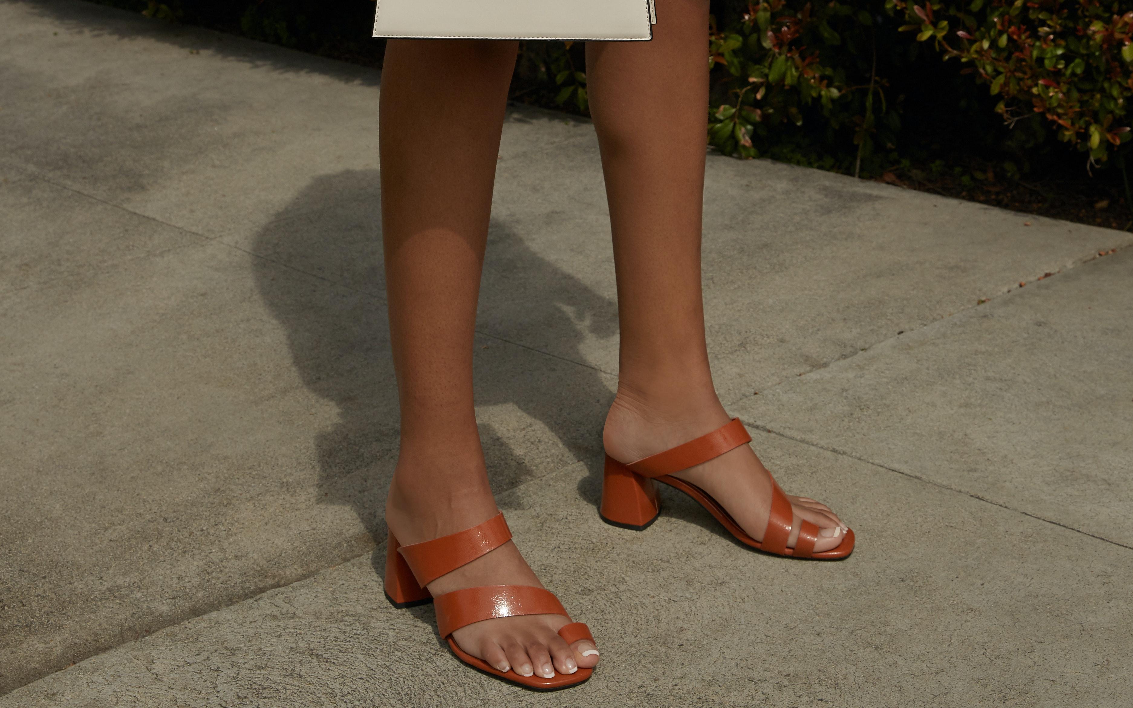 vegan closed toe sandals