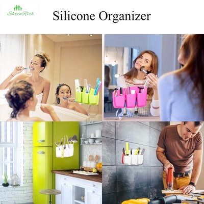 SheenRich Mounted Toothbrush Holder