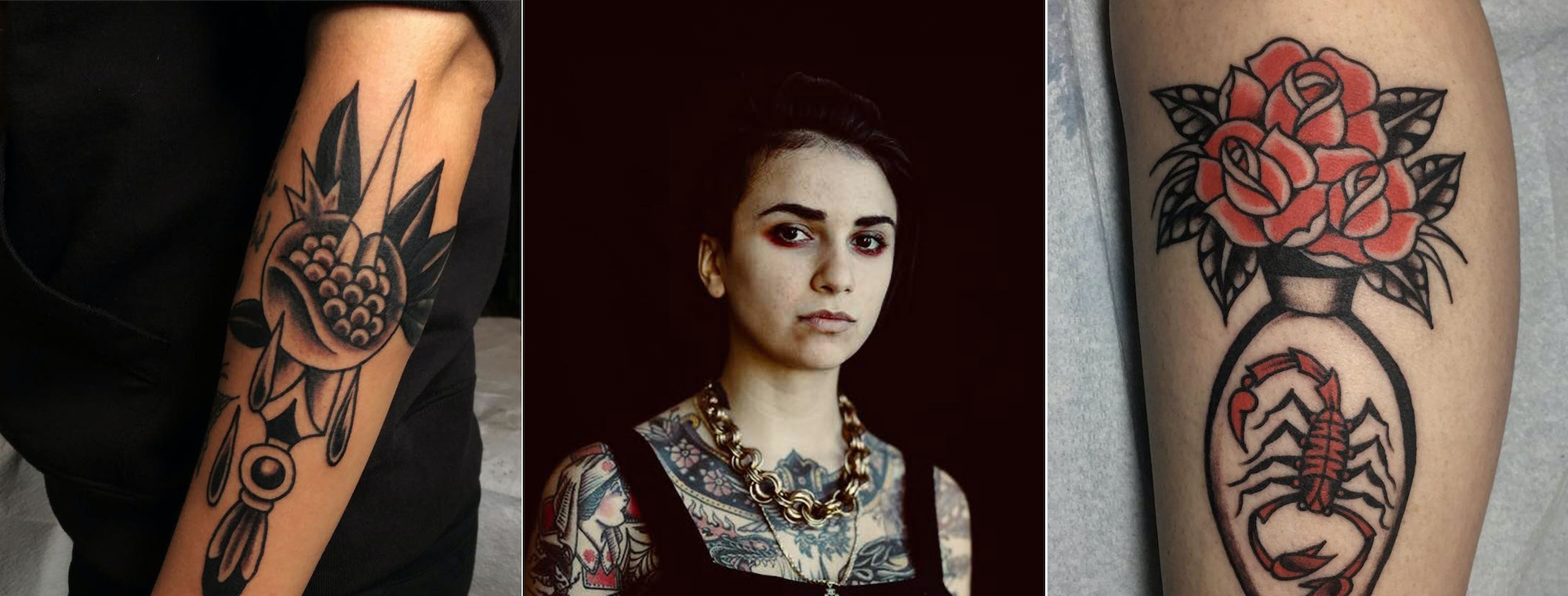 336aeb1733464 Chicago-Based Tattoo Artist Sema Graham Wants To Give You Your First Color  Tattoo