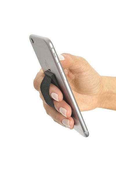 goStrap Finger Strap Screen Protector for Phones