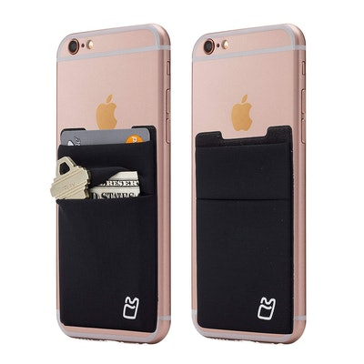 Cardly Stick-On Phone Wallet (2 Pack)
