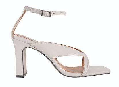 REID Vegan Stone Strappy Sandals