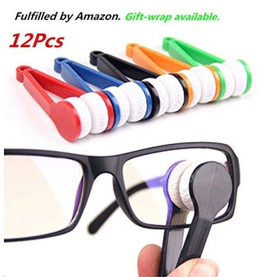 The Flash Store Mini Eyeglasses Cleaning Tool (12 Pieces)