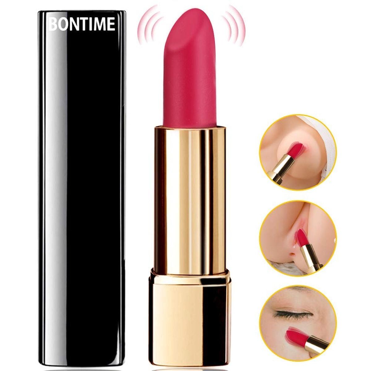 Bon'Time Lipstick Clitoral Vibrator