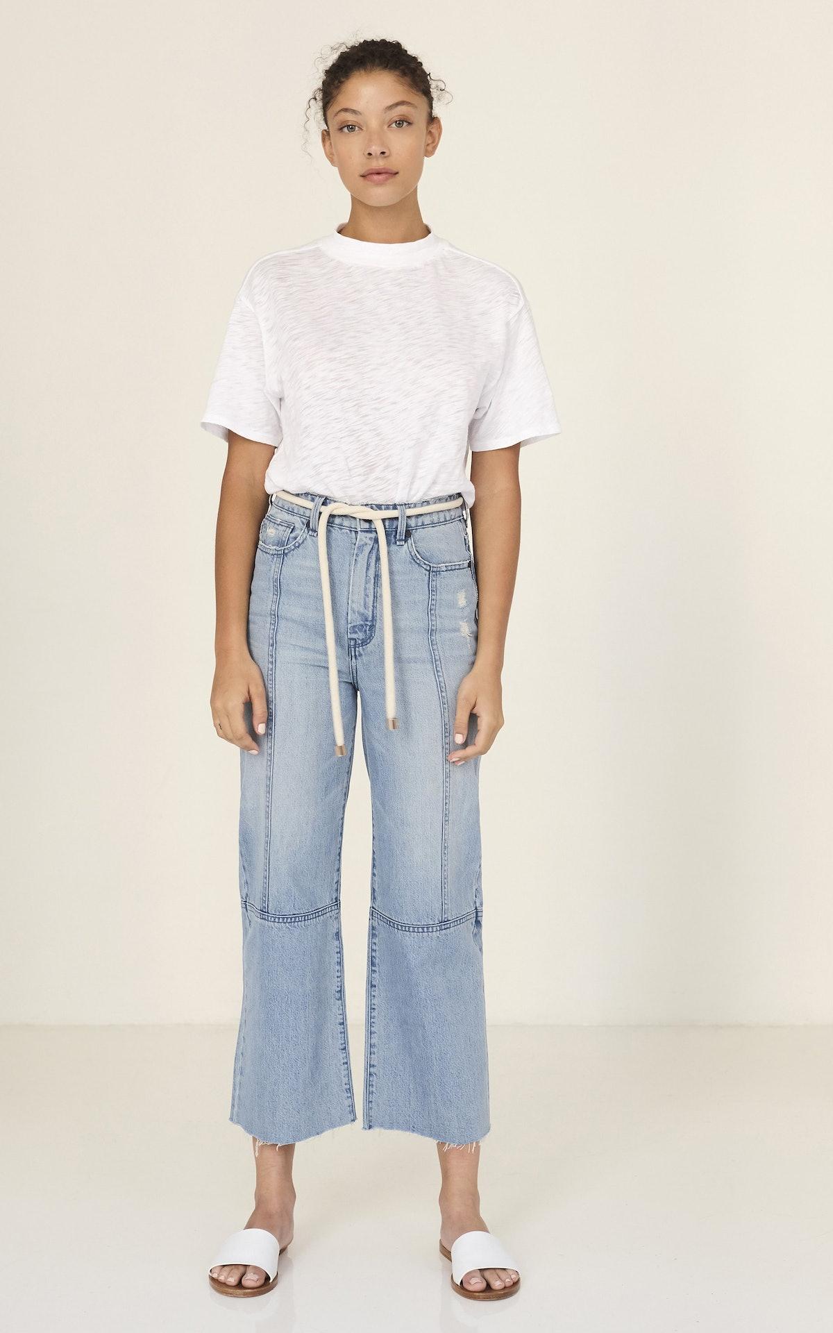 Rhys Wide Leg Jeans