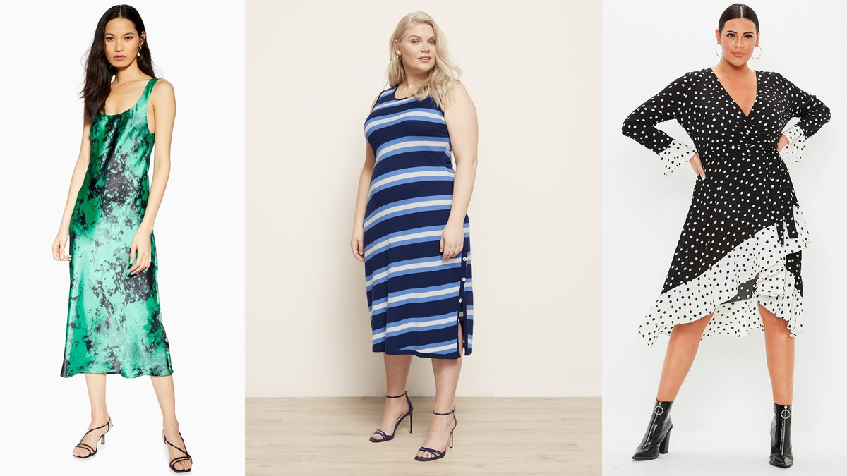 9 Midi Summer Dresses That Will Work For The Office, The Beach & Every Single Life Event