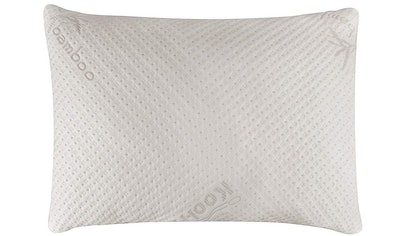 Snuggle-Pedic Luxury Bamboo Pillow