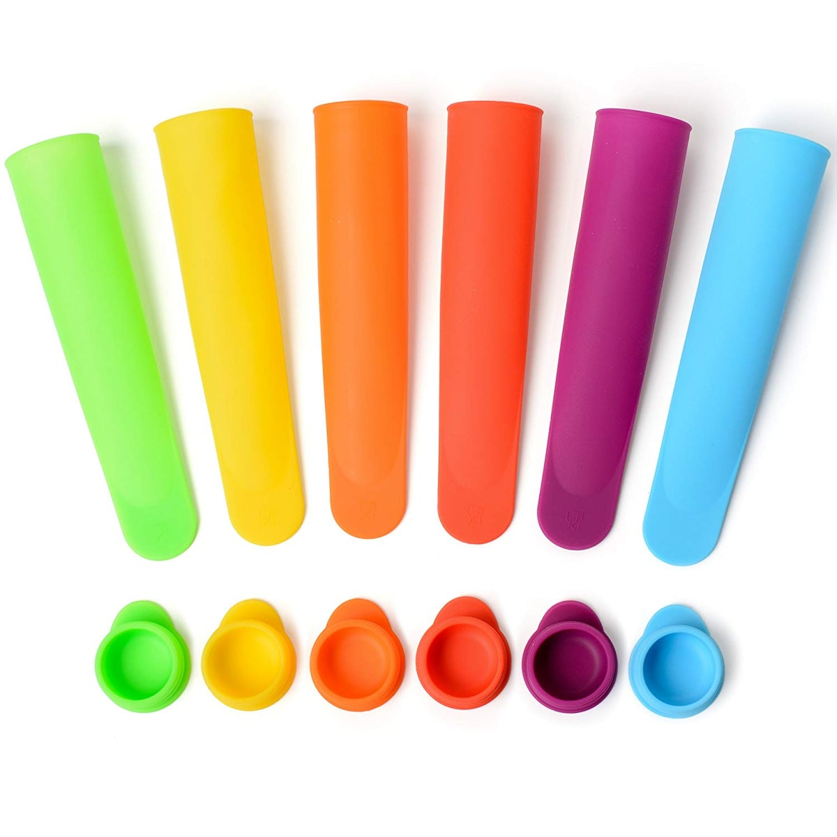 Sunsella Silicone Popsicle Molds