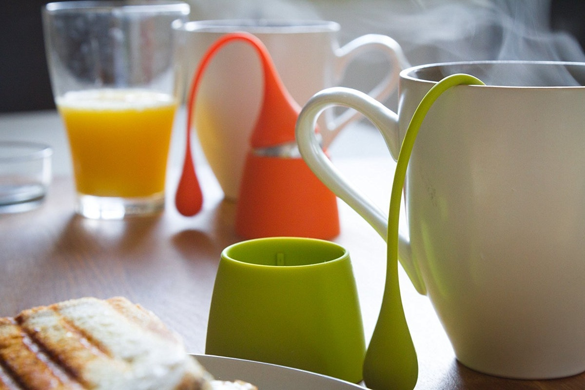 The Friendly Swede Silicone Tea Infuser