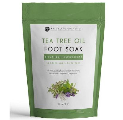Kate Blanc Cosmetics Tea Tree Oil Foot Soak (16 Ounces)