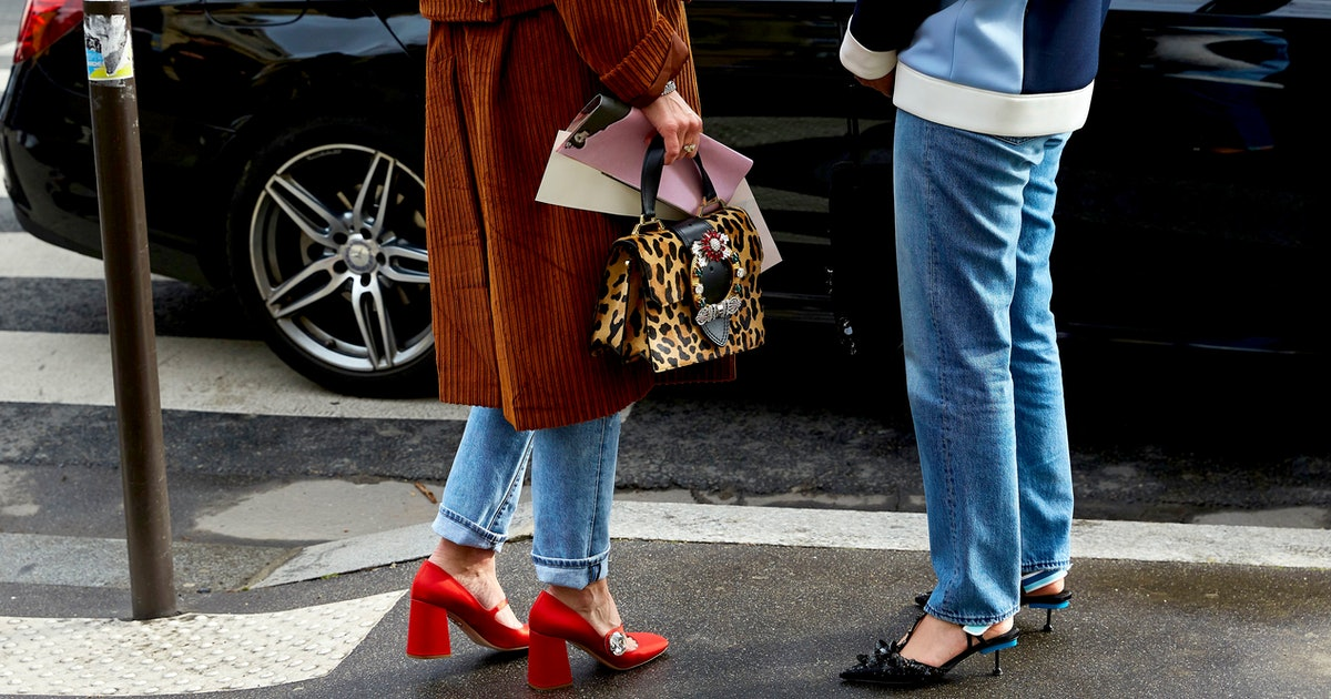 11 New Shoe Trends That Look Great with Jeans
