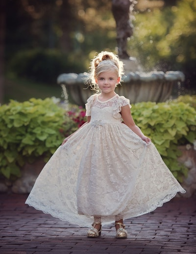 Country Lace Dress