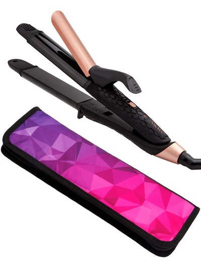 AmoVee Travel Curling Iron