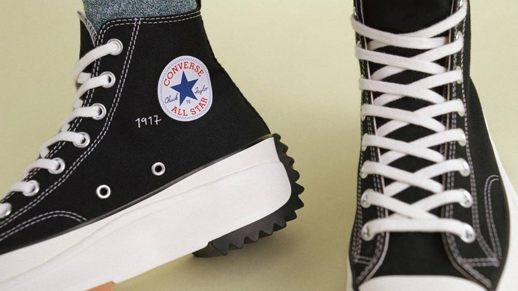 057aa6920b22b9 This JW Anderson x Converse Collaboration Is Patriotic   Punky Perfection