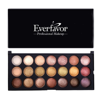 Everfavor Professional Makeup 21 Color Makeup Palette