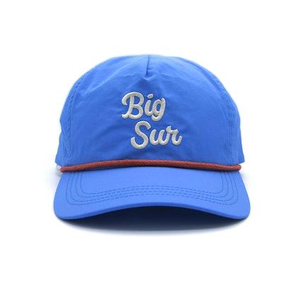 Big Sur Throwback Nylon Hat