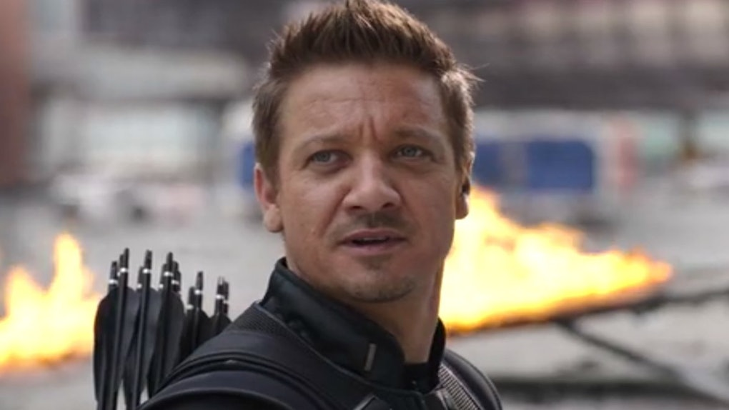Image result for Hawkeye Superhero