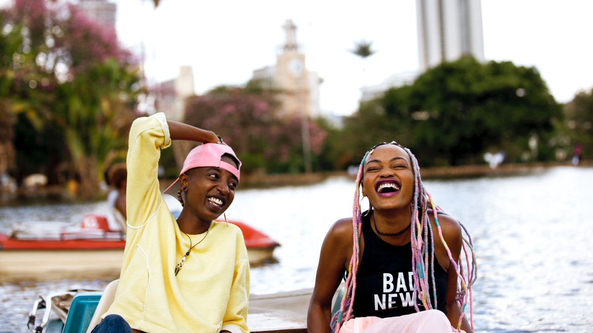 Kenya's 'Rafiki' Is A Joyful Coming Out Story — From A Country Where Homosexuality Is Outlawed