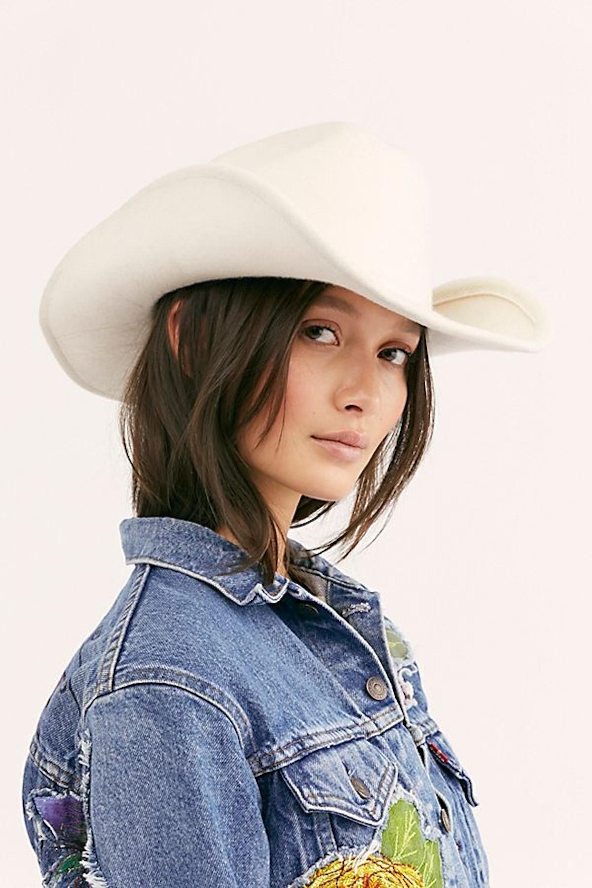 Cash Cowboy Hat