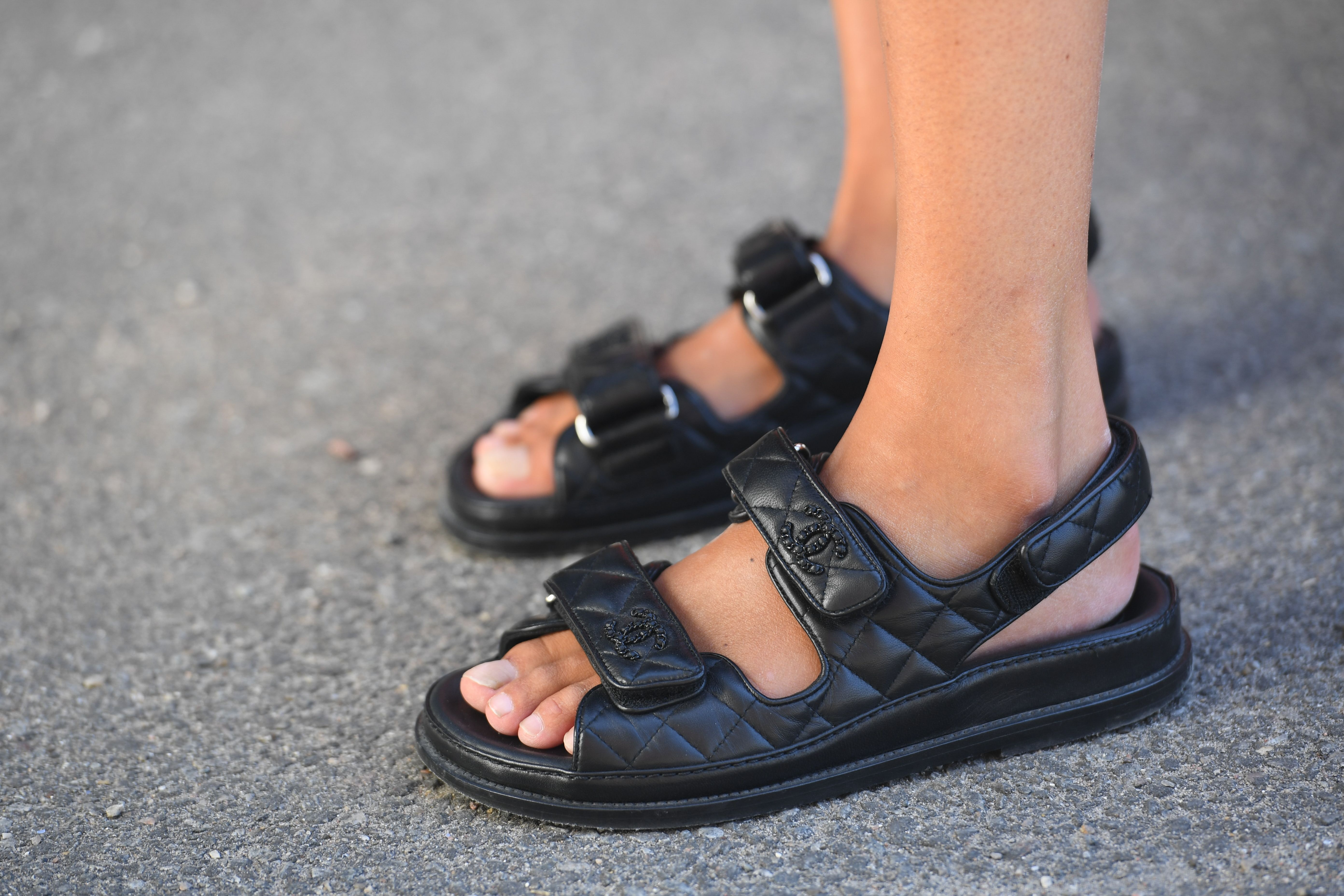The 2019 Sandal Trend You're About To