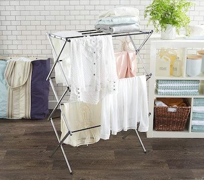 AmazonBasics Folding Drying Rack
