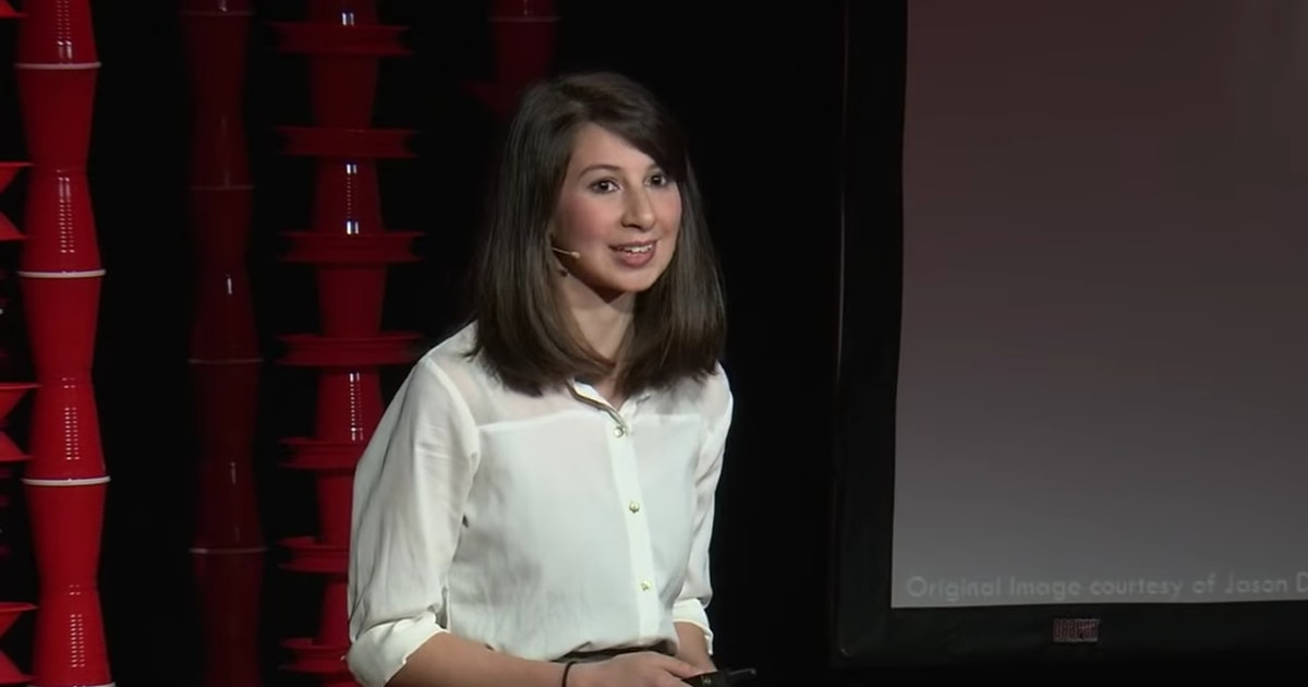Who Is Katie Bouman? The 29-Year-Old Scientist Is Responsible For The First-Ever Image Of A Black Hole