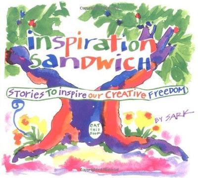'Inspiration Sandwich' by SARK