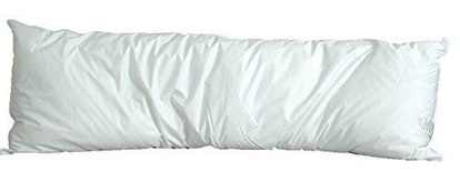 Pillowtex White Goose Down and Feather Body Pillow