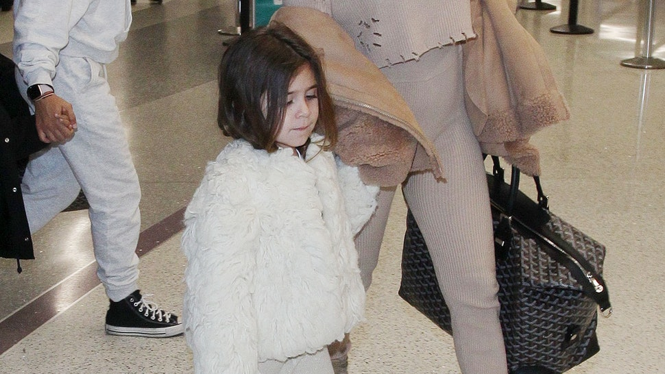 6436030500aa4 Penelope Disick Wore  400 Gucci Penny Loafers To School Because She s A  Kardashian
