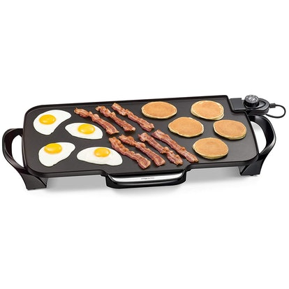 Presto Electric Griddle With Removable Handles
