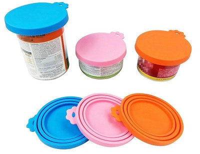 SACRONS Universal Silicone Lids (3 Pack)