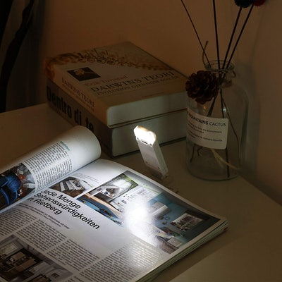 Dewenwils Rechargeable Book Reading Light