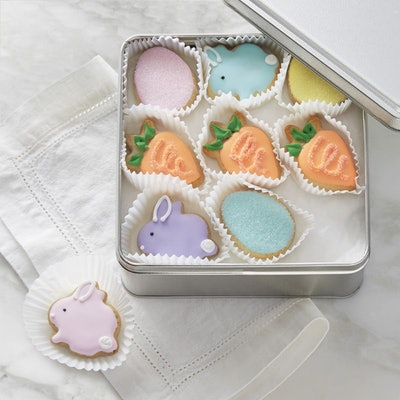 Easter Cookies Gift Tin