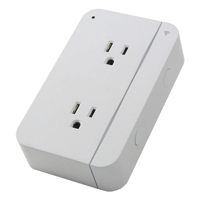 ConnectSense CS-SO-2 Smart Outlet² Plug White